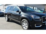 2013 Carbon Black Metallic GMC Acadia SLE AWD #76804402