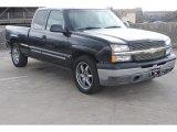 2003 Dark Gray Metallic Chevrolet Silverado 1500 LS Extended Cab #76804530