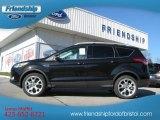2013 Tuxedo Black Metallic Ford Escape Titanium 2.0L EcoBoost 4WD #76873597