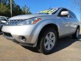 2007 Brilliant Silver Metallic Nissan Murano S AWD #76874178