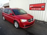2013 Redline 2 Coat Pearl Dodge Grand Caravan Crew #76874283