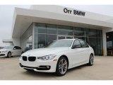 2013 Alpine White BMW 3 Series 335i Sedan #76873925