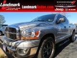 2006 Bright Silver Metallic Dodge Ram 1500 SLT Quad Cab #76873694