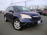 2007 Royal Blue Pearl Honda CR-V EX-L #76874043
