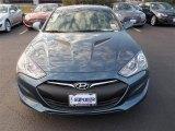 2013 Parabolica Blue Hyundai Genesis Coupe 2.0T Premium #76873563