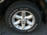 Nissan Pathfinder 2003 Wheels and Tires