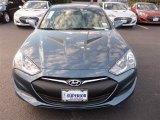 2013 Parabolica Blue Hyundai Genesis Coupe 2.0T #76873548