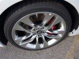 2013 Hyundai Genesis Coupe 2.0T R-Spec Wheel