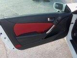 2013 Hyundai Genesis Coupe 2.0T R-Spec Door Panel