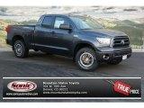 2013 Magnetic Gray Metallic Toyota Tundra TRD Rock Warrior Double Cab 4x4 #76873429