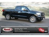 2013 Black Toyota Tundra TRD Rock Warrior Double Cab 4x4 #76873428