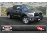 2013 Magnetic Gray Metallic Toyota Tundra CrewMax 4x4 #76873425