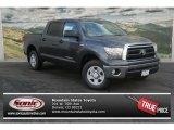 2013 Magnetic Gray Metallic Toyota Tundra CrewMax 4x4 #76873425