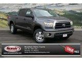 2013 Magnetic Gray Metallic Toyota Tundra TRD CrewMax 4x4 #76873423