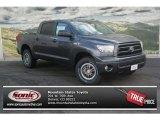 2013 Magnetic Gray Metallic Toyota Tundra TRD Rock Warrior CrewMax 4x4 #76873422