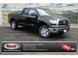 2013 Black Toyota Tundra Double Cab 4x4 #76873421