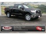 2013 Black Toyota Tundra Double Cab 4x4 #76873420