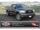 2013 Magnetic Gray Metallic Toyota Tundra TRD Rock Warrior Double Cab 4x4 #76873419