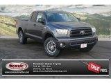 2013 Magnetic Gray Metallic Toyota Tundra TRD Rock Warrior Double Cab 4x4 #76873419