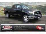 2013 Black Toyota Tundra SR5 TRD Double Cab 4x4 #76873418