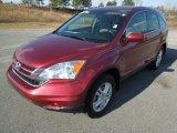 2011 Tango Red Pearl Honda CR-V EX-L #76874115