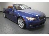 2010 Montego Blue Metallic BMW 3 Series 328i Convertible #76874008