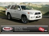 2013 Blizzard White Pearl Toyota 4Runner Limited 4x4 #76873402