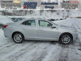 2013 Silver Ice Metallic Chevrolet Malibu LT #76873749