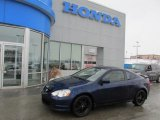 2002 Eternal Blue Pearl Acura RSX Sports Coupe #76873629