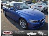 2013 Estoril Blue BMW 3 Series 328i Sedan #76873865