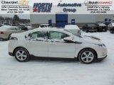 2013 White Diamond Tricoat Chevrolet Volt  #76873746
