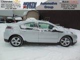 2013 Silver Ice Metallic Chevrolet Volt  #76873744
