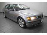 2004 Silver Grey Metallic BMW 3 Series 330i Sedan #76873995