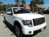 2011 Oxford White Ford F150 FX4 SuperCrew 4x4 #76873611