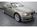 2010 Platinum Bronze Metallic BMW 3 Series 328i Convertible #76873992