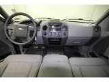 2005 Ford F150 STX SuperCab Dashboard