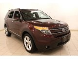 2012 Cinnamon Metallic Ford Explorer Limited 4WD #76874084