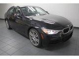 2013 Black Sapphire Metallic BMW 3 Series 335i Sedan #76873980