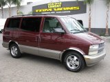 2003 Dark Carmine Red Metallic Chevrolet Astro  #76928710