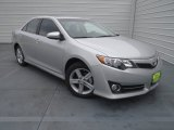2013 Classic Silver Metallic Toyota Camry SE #76928929