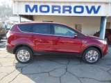 2013 Ruby Red Metallic Ford Escape SEL 1.6L EcoBoost 4WD #76928813