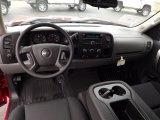 2013 Chevrolet Silverado 1500 LS Extended Cab Dark Titanium Interior