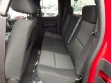2013 Chevrolet Silverado 1500 LS Extended Cab Rear Seat