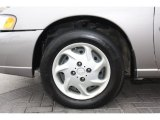 Nissan Altima 1999 Wheels and Tires