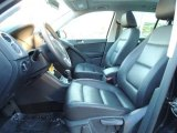 2011 Volkswagen Tiguan S 4Motion Charcoal Interior