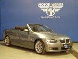 2009 Space Grey Metallic BMW 3 Series 328i Convertible #76928666