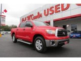 2011 Radiant Red Toyota Tundra SR5 CrewMax #76928768