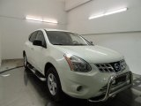 2012 Pearl White Nissan Rogue S Special Edition AWD #76929137