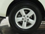 2012 Nissan Rogue S Special Edition AWD Wheel