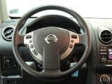 2012 Nissan Rogue S Special Edition AWD Steering Wheel
